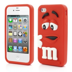 HUSA IPHONE 4, 4S - PIZU M&M