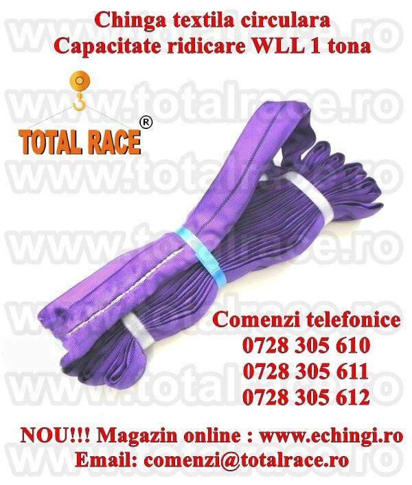 SUFE RIDICARE TEXTILE CIRCULARE 1 TONA 3 METRI
