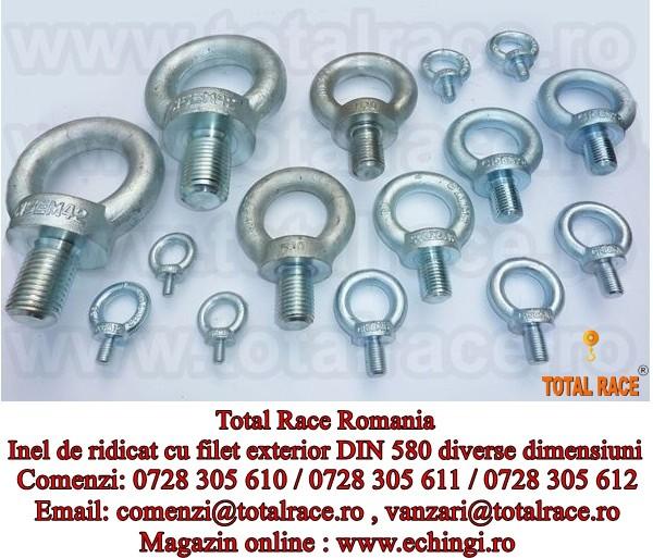 INEL DE RIDICAT CU FILET EXTERIOR DIN 580 STOC BUCURESTI