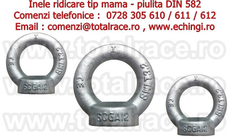 INEL RIDICAT CU FILET INTERIOR TIP MAMA DIN 582 TOTAL RACE