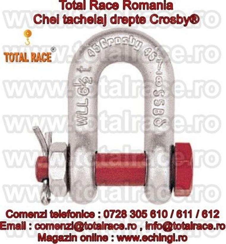 CHEI TACHELAJ , ECHIPAMENTE DE RIDICAT CROSBY®