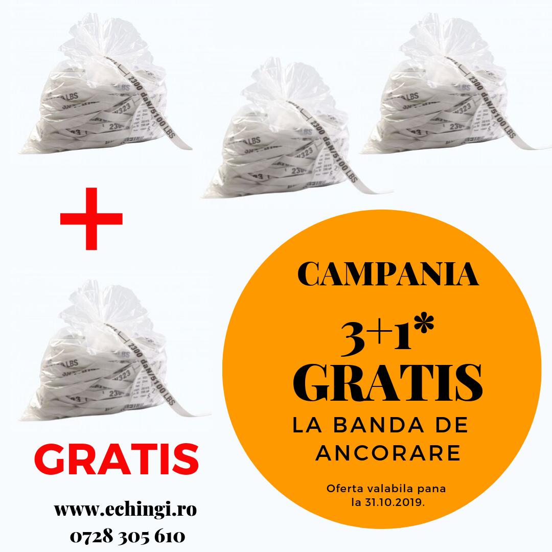 SUPER OFERTA : CHINGI ANCORARE MARFA 3+1 GRATIS SUPER OFERTA : BANDA DE AMBALARE, BANDA DE ANCORARE 3+1 GRATIS