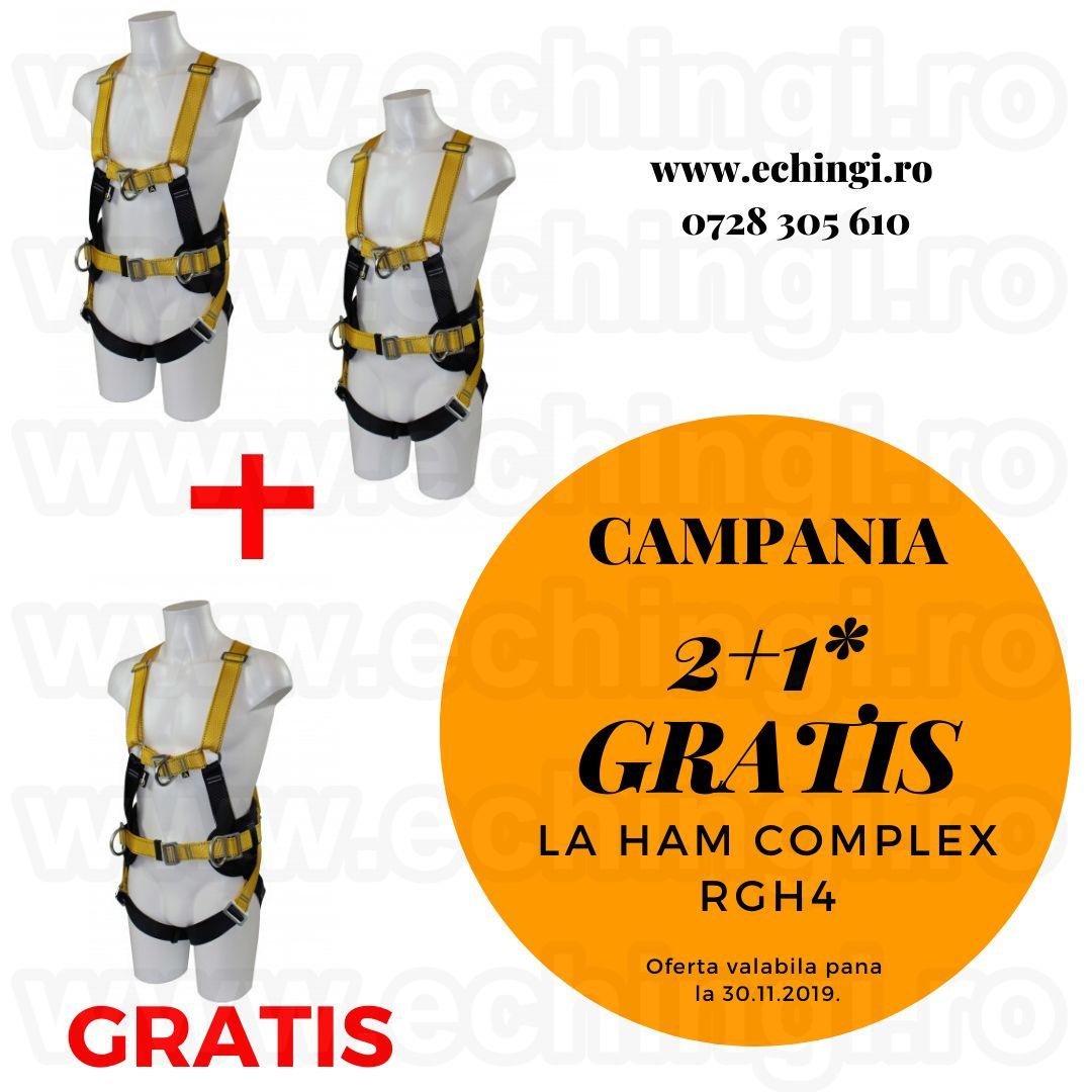 SUPER OFERTA 2+1 GRATIS : CENTURI COMPLEXE SIGURANTA HAM