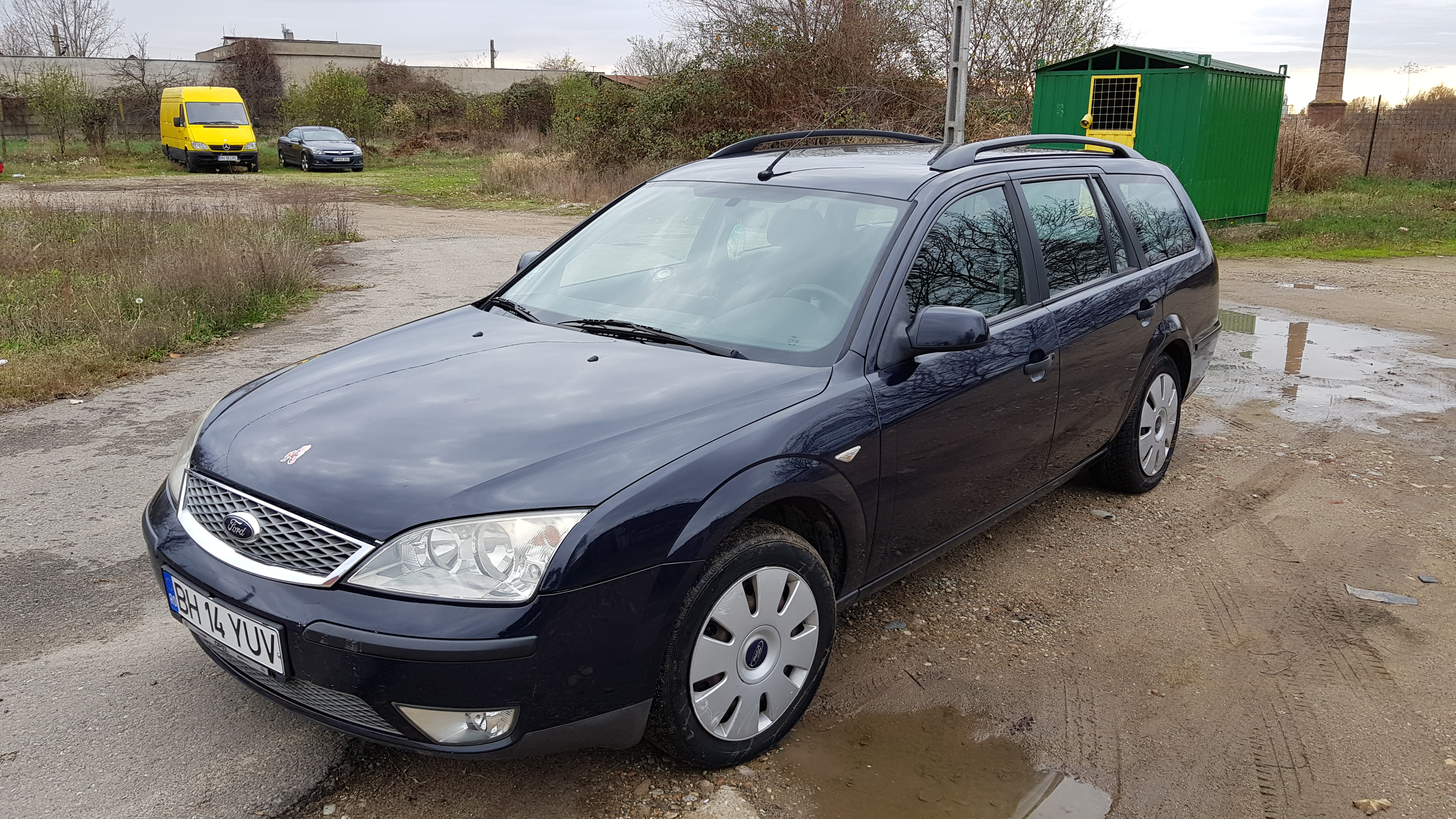 VAND FORD MONDEO 2006