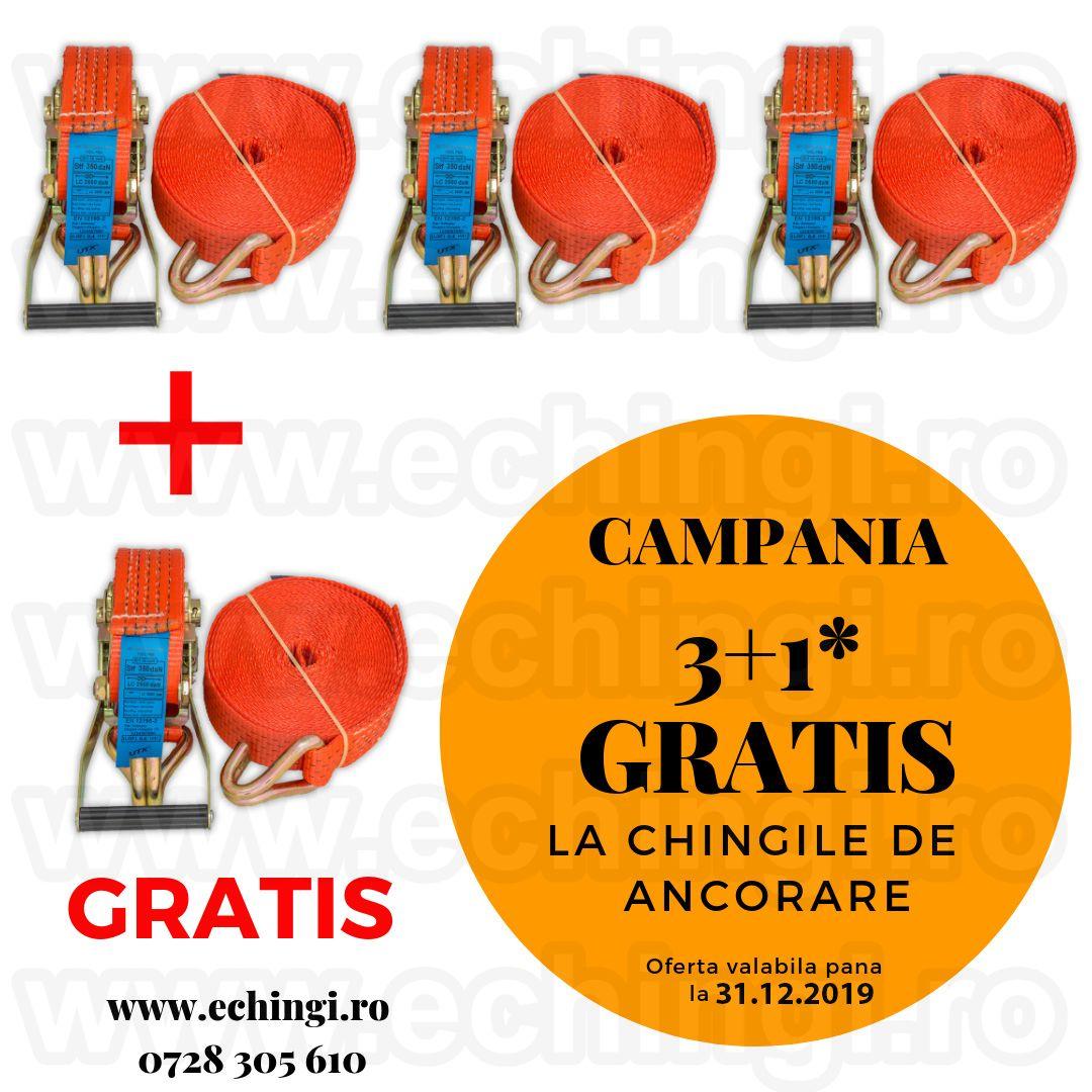 SUPER OFERTA : CHINGI ANCORARE MARFA 3+1 GRATIS